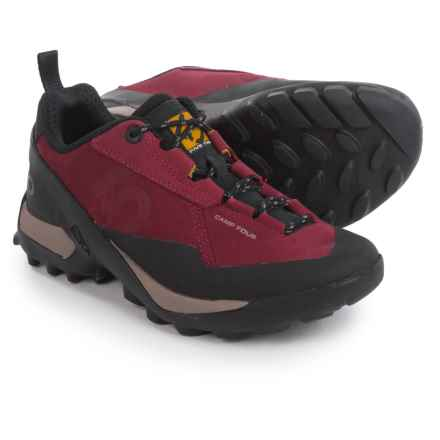 Five Ten Camp Four Hiking Shoes (For Women) in Cherry Red - Closeouts
