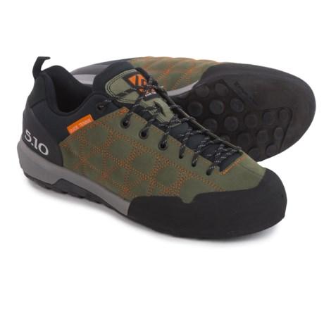 Five Ten Guide Tennie Hiking Shoes (For Men) in Base Green