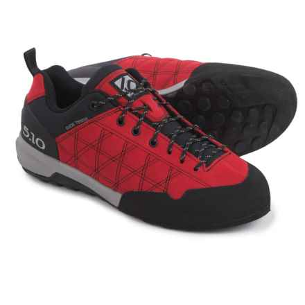 Five Ten Guide Tennie Hiking Shoes (For Men) in Red - Closeouts
