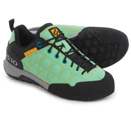 Five Ten Guide Tennie Hiking Shoes (For Women) in Prism Mint - Closeouts