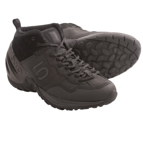 Five Ten Pursuit Hiking Shoes (For Men) in Enforcer Black