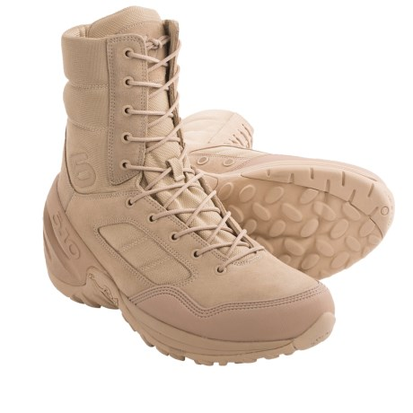 Five Ten Valor Combat Boots (For Men) in Desert Tan