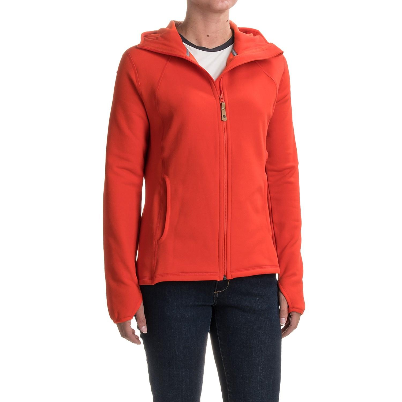 Orange jackets for women