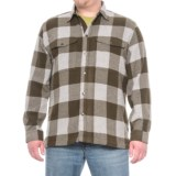 Fjallraven Canada Shirt - Snap Front, Long Sleeve (For Men)