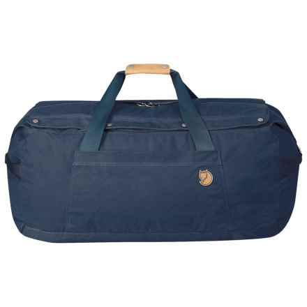 Fjallraven Duffel Bag No. 6 - Large in Navy - Closeouts