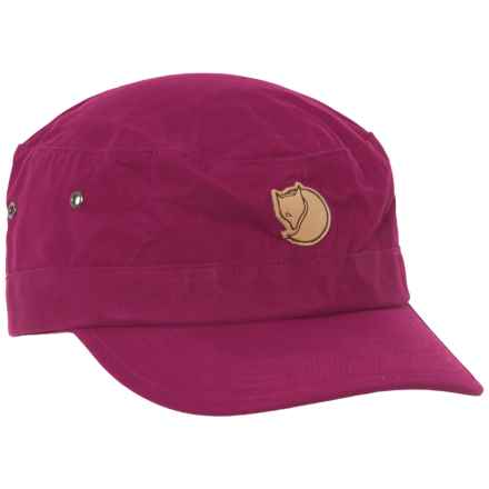 Fjallraven G-1000® Cap (For Men and Women) in Fuchsia - Closeouts