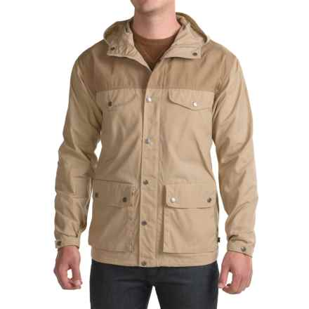 Fjallraven Greenland Jacket (For Men) in Cork-Sand - Closeouts