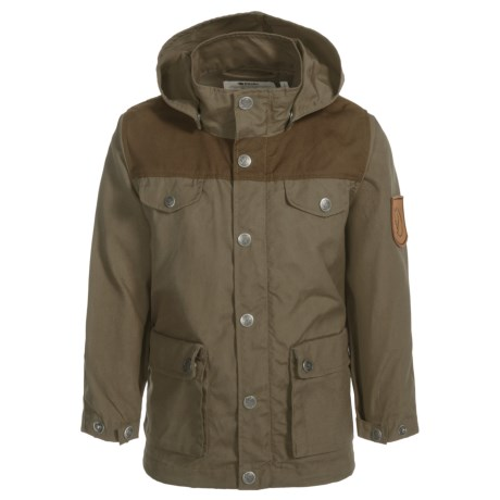 Fjallraven Greenland Jacket - UPF 50+ (For Little Kids)