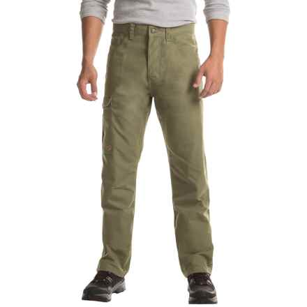 Fjallraven Greenland Jeans (For Men) in Green - Closeouts