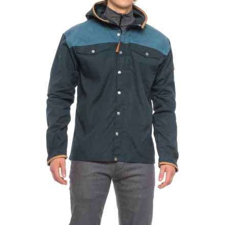 Fjallraven Greenland No. 1 Special Edition Jacket (For Men) in Dark Navy - Closeouts