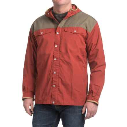 Fjallraven Greenland No. 1 Special Edition Jacket (For Men) in Deep Red - Closeouts