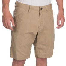 Fjallraven High Coast Shorts - UPF 50+ (For Men) in Cork - Closeouts