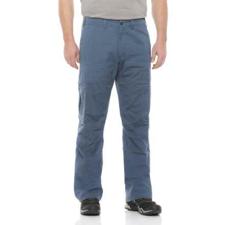 Fjallraven Karl Pants - UPF 50+, Long Fit (For Men) in Uncle Blue - Closeouts