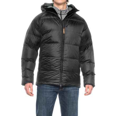 Fjallraven Keb Down Jacket - 800 Fill Power (For Men) in Black - Closeouts