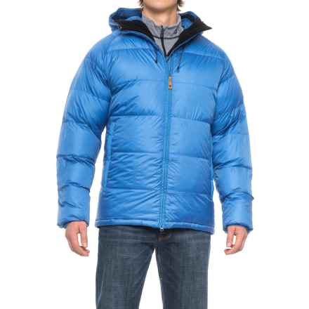 Fjallraven Keb Down Jacket - 800 Fill Power (For Men) in Un Blue - Closeouts