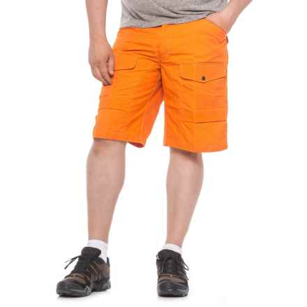 Fjallraven No. 5 Shorts (For Men) in Burnt Orange - Closeouts