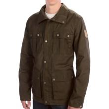 Fjallraven Oban G-1000 Original Jacket (For Men) in Dark  Olive - Closeouts