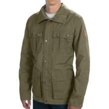 Fjallraven Oban G-1000 Original Jacket (For Men) in Green - Closeouts