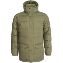 Fjallraven Ovik Down Parka - UPF 50+, Insulated (For Men) in Green - Closeouts
