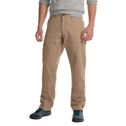 Fjallraven Ovik Pants - UPF 50+ (For Men) in Sand - Closeouts