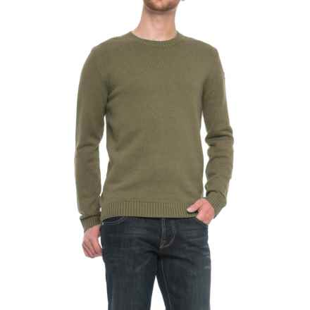 Fjallraven Ovik Sweater (For Men) in Tarmac - Closeouts