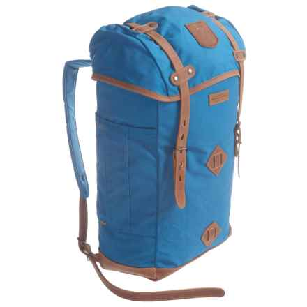Fjallraven Rucksack No. 21 23L Backpack - Large in Lake Blue - Closeouts