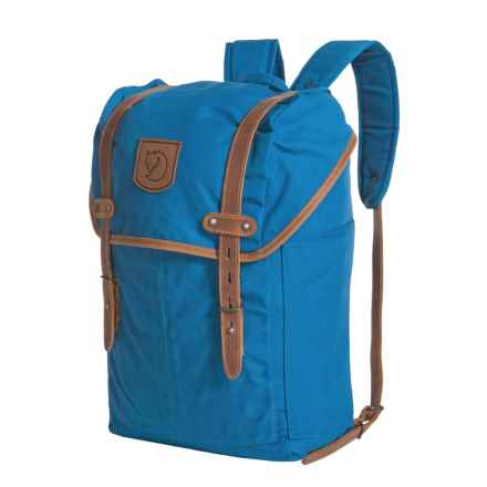 Fjallraven Rucksack No. 21 - Medium in Lake Blue - Closeouts