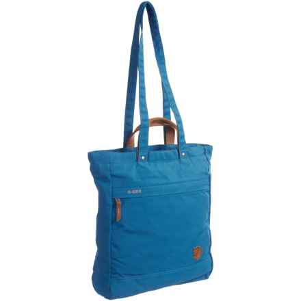 Fjallraven Totepack No. 1 Bag in Lake Blue - Closeouts