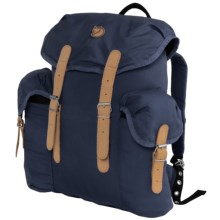 Fjallraven Vintage Backpack - 13L in Navy - Closeouts