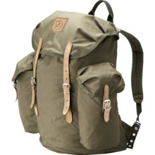 Fjallraven Vintage Backpack - 30L in Light Khaki - Closeouts