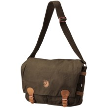 Fjallraven Vintage Shoulder Bag in Dark Olive - Closeouts