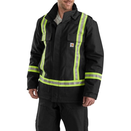 Flame-Resistant Coat - Insulated, Factory Seconds (For Big and Tall Men)