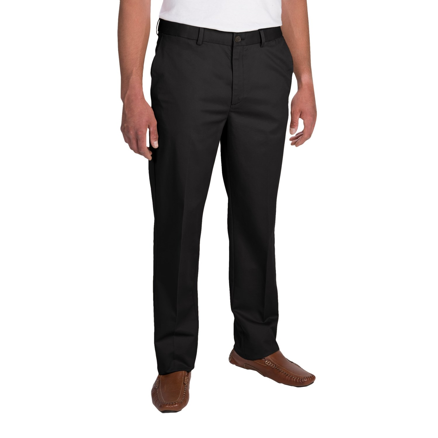 Non Pleated Dress Pants