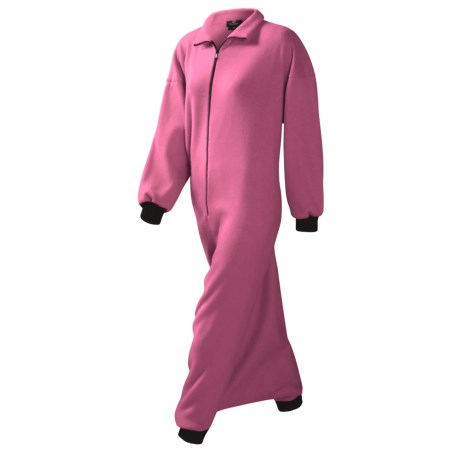 Fleece Couch Sack (For Women) in Pink