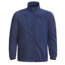 Fleece Jacket (For Men) in Navy - Closeouts