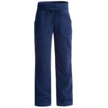 Fleece Lounge Pants (For Girls) in Navy - 2nds