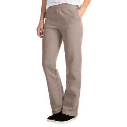 Fleece Pants (For Women) in Cinder - 2nds