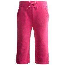 Fleece Pocket Pants (For Infant and Toddler Girls) in Fuchsia - 2nds