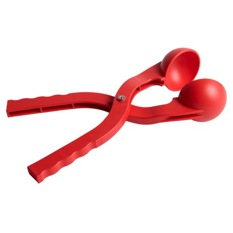 Flexible Flyer Snowball Maker in Red
