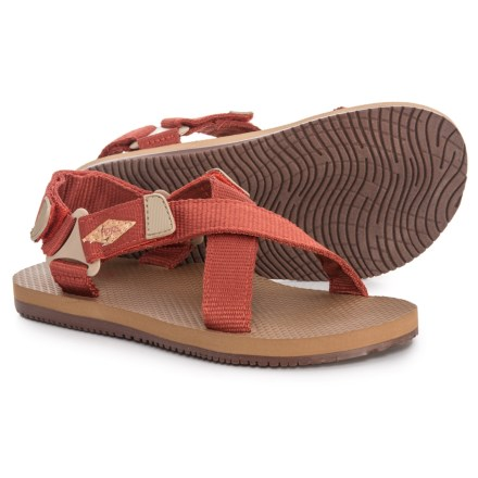 16e5ad24c123 FLOJOS Powell Sandals (For Women) in Auburn Tobacco - Closeouts