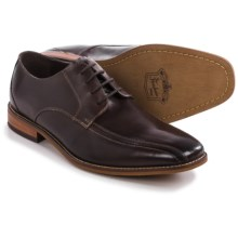 Florsheim Castellano Oxford Shoes - Leather, Bike Toe (For Men) in Brown - Closeouts