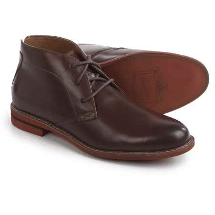 Florsheim Doon Chukka Boots - Leather (For Men) in Brown - Closeouts
