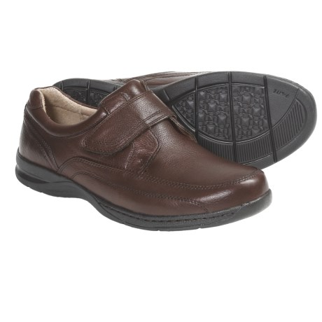 Florsheim Dorado Shoes - Leather, Slip-Ons (For Men) in Brown