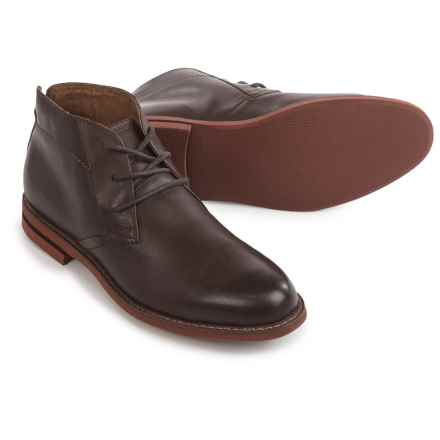 Florsheim Dusk Chukka Boots - Leather (For Men) in Brown - Closeouts
