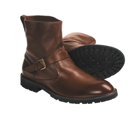 Florsheim Gadsden Buckle Boots (For Men) in Brown