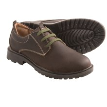 Florsheim Gravel Oxford Jr. Shoes (For Boys) in Brown Crazyhorse - Closeouts