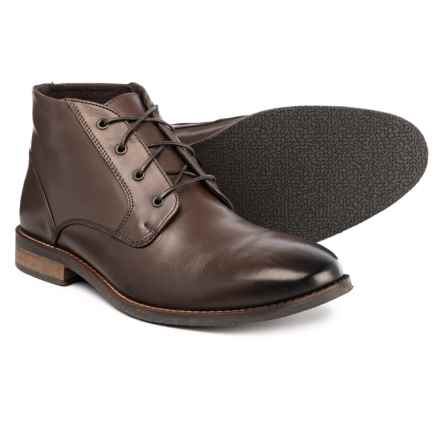 Florsheim Hanlan Chukka Boots - Leather (For Men) in Cognac