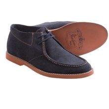 Florsheim HiFi Moc Toe Boots (For Men) in Navy - Closeouts