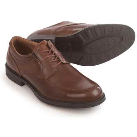 Florsheim Mogul Moc-Toe Oxford Shoes - Leather (For Men) in Cognac - Closeouts