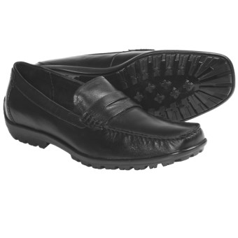 Florsheim Nowles Penny Loafer Shoes (For Men) in Black